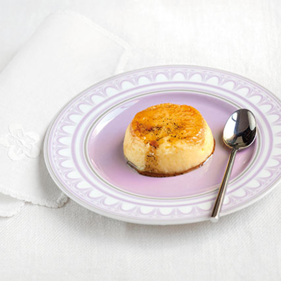 Cr me br l e la vanille lagostina france - Recette creme dessert vanille ...