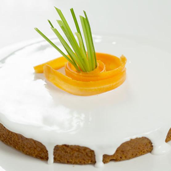 G teau glac aux carottes lagostina france - Recette gateau aux carottes ...